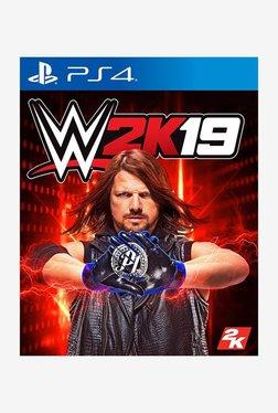 WWE 2K19 (PS4) (Pre-Order)