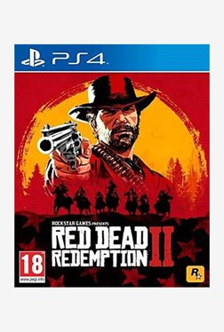 Red Dead Redemption - 2 (PS4) (Pre-Order)