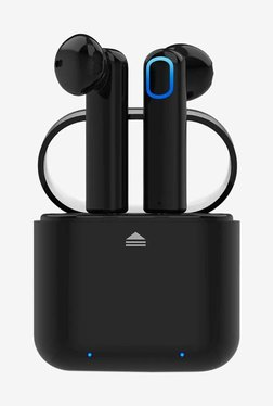 CrossBeats AERO Airpods Wireless Earphones With Mic (Black)