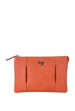 94b9923a2f Baggit Lp Courage Y G Z Gland Orange Panelled Pouch