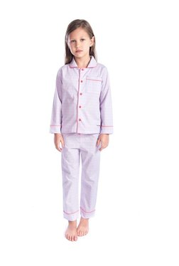 0d23486321 Cherry Crumble California Kids Pink Checks Shirt With Pants