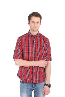 52901fd288 Buy John Players Shirts - Upto 50% Off Online - TATA CLiQ