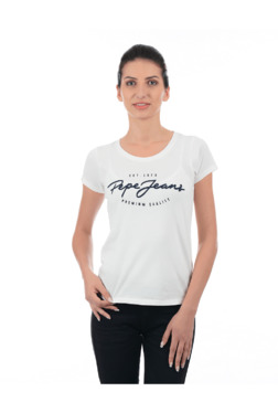 f5789bb18fd0 Buy Pepe Jeans Tops   Tunics - Upto 70% Off Online - TATA CLiQ