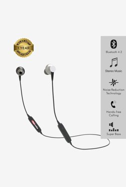 Portronics Harmonics 204 Por 794 Bluetooth Earphone (Black)