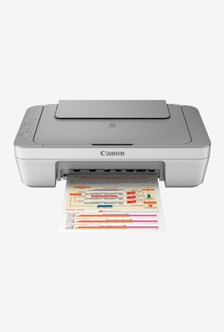Canon Pixma MG2470 Multi-function AIO Inkjet Printer (Grey)