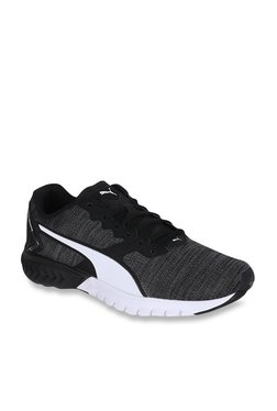 6f1bc849090 Puma Ignite Dual Black Running Shoes for women - Get stylish shoes ...