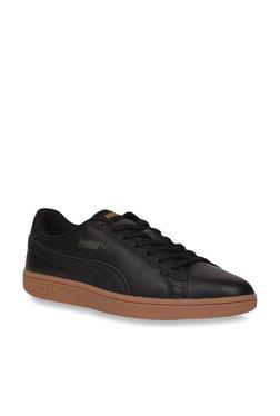 8b64dfdbc5c8f6 Puma Smash v2 L Junior Navy Blue Sneaker for Boys in India March ...