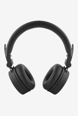 0e089a01241 Noise Barrel Over The Ear Bluetooth Headphones With Mic (Black)