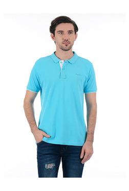 Pepe Jeans Blue Short Sleeves Polo T-Shirt