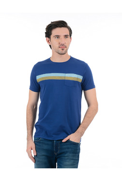 Pepe Jeans Navy Short Sleeves T-Shirt
