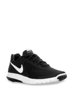 new product 2eaa7 c915d Nike Flex Experience RN 6 Black Running Shoes