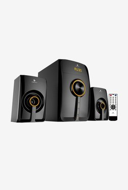 Zebronics SW3530RUCF 2.1 Channel Multimedia Speaker (Black)