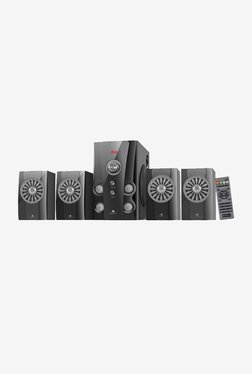 Zebronics Hope New-BT RUCF 4.1 Channel Bluetooth Home Theatre System (Black)