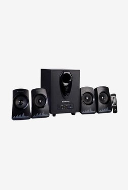 Zebronics Feel 4.1 Channel Bluetooth Home Theatre System (Black)