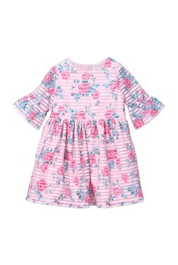 cda1887abf256 Party Wear Dresses For Girls | Buy Kids Party Dresses Online At TATA ...