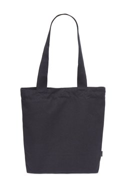 e1d7cf84db Nuon by Westside Black Pure Cotton Tote Bag