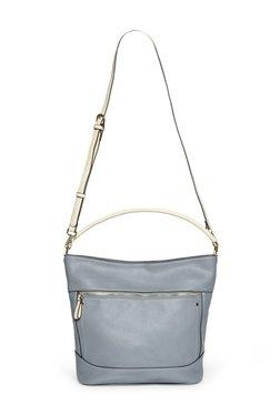 f2875cae7815 LOV by Westside Light Blue Hobo Bag