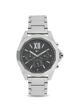 7d0486e39bf6e2 Tommy Hilfiger Watches At UPTO 40% OFF Online In India At TATA CLiQ