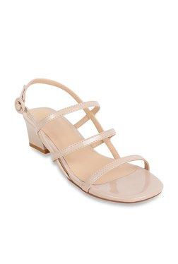 4ee7ea17a7a Catwalk Nude Back Strap Sandals