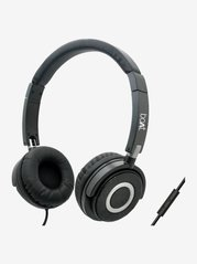Boat Bass Head 910 Over The Ear Headphone With Mic (Black)