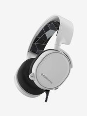 SteelSeries Arctis 3 Gaming Over The Ear Headset (White)