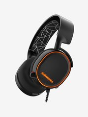 SteelSeries Arctis 5 Gaming Over The Ear Headset (Black)
