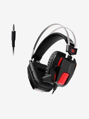 Origins H201-1 Lagopasmutus Over the Ear Gaming Headset with Mic (Black)