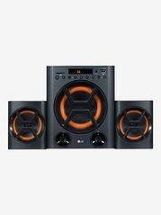 LG XBOOM LK72BE 40W 2.1 Channel Bluetooth Home Theatre Syastem (Black/Orange)