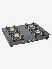 Sunflame Classic AI 4 Burners Gas Stove (Black)