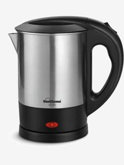 Sunflame SF-188 1L 1350W Electric Kettle (Silver/Black)