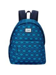 Genie 18 Ltr Blue Large Laptop Backpack