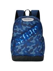 Genius 22 Ltr Navy Large Laptop Backpack