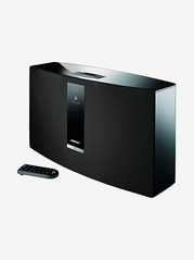 Bose SoundTouch 30 Series III Wireless Music System Works with Alexa (Black)