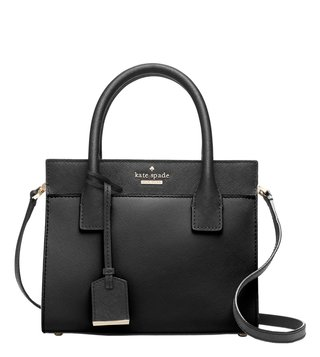 Kate Spade Black Mini Candace Satchel