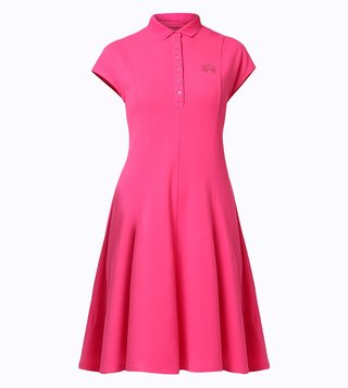 La Martina Raspberry Sorbet Life Style Dress