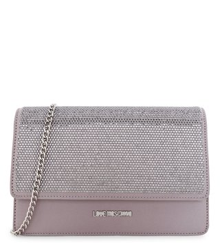 Love Moschino Peltro Small Clutch