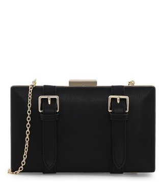 Love Moschino Nero Small Clutch