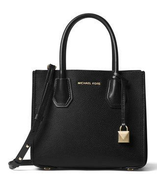 MICHAEL Michael Kors Black Medium Cross Body Bag