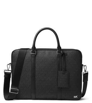 MICHAEL Michael Kors Black Laptop Bag