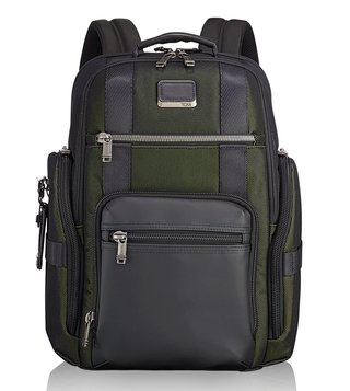 Tumi Reflective Tundra Alpha Bravo Sheppard Deluxe Backpack
