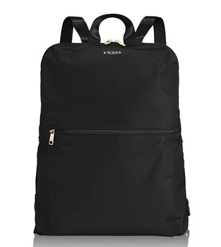 Tumi Voyageur Black Just In Case Backpack