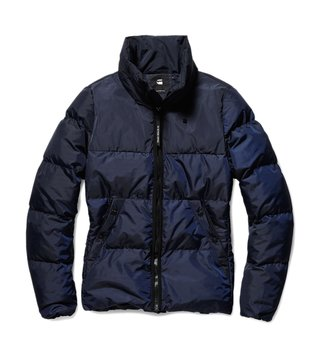 G-Star RAW Sartho Blue Whistler Slim Fit Quilted Jacket