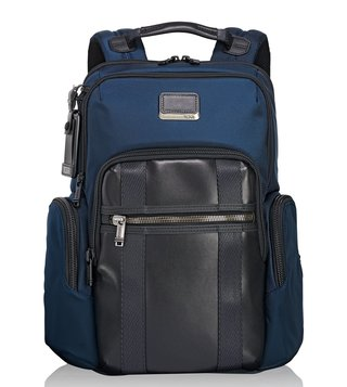 Tumi Navy Alpha Bravo Nellis Backpack