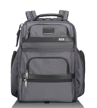Tumi Pewter Alpha 2 T-Pass Business Class Backpack