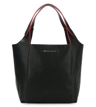 e4fd40a75bf3 Armani Exchange Nero Day-To-Day Shoulder Bag ...