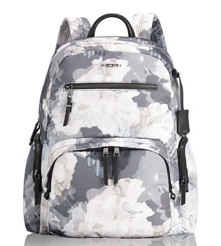Tumi Camo Floral Voyageur Carson Backpack