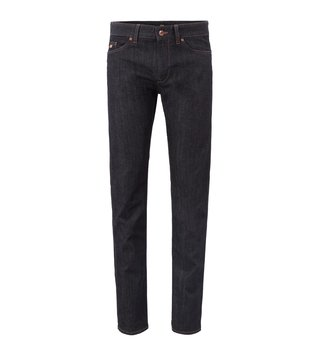 BOSS Navy Slim Fit Jeans
