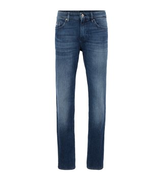 BOSS Bright Blue Slim Fit Jeans