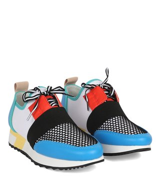 Steve Madden Bright Multi Antics Women Sneakers