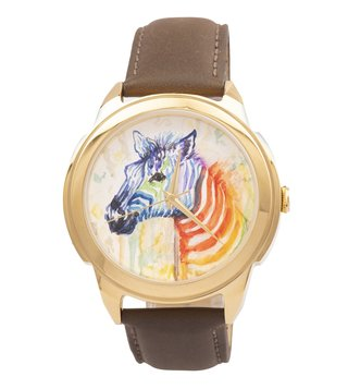 Jaipur Watch Company 502027 Hand Painted Wrist Watch